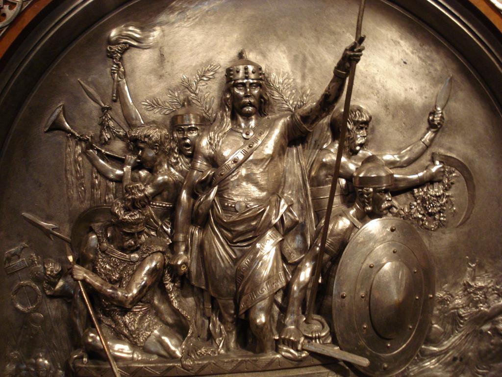 Victoire de Mérovée